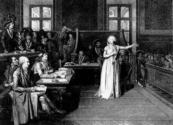 procés Marie Antoinette parquet point de Hongrie