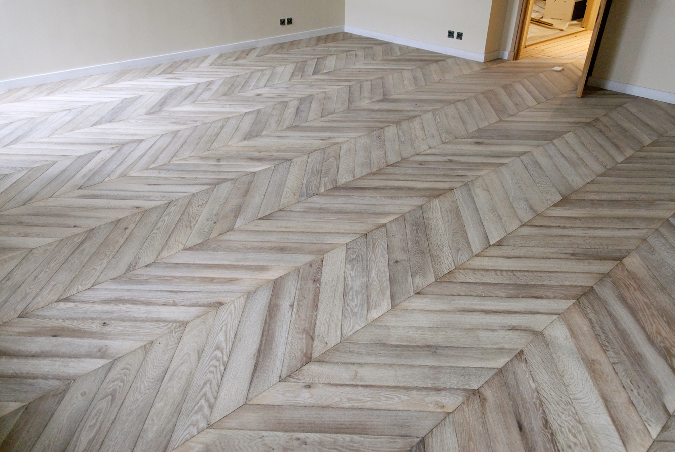 Exemple n°1 parquet Point de Hongrie