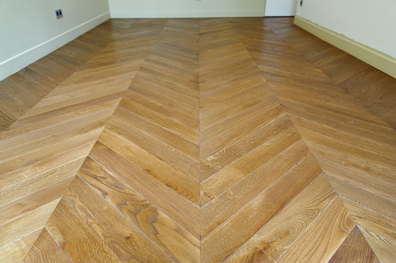 Exemple n°3 parquet Point de Hongrie
