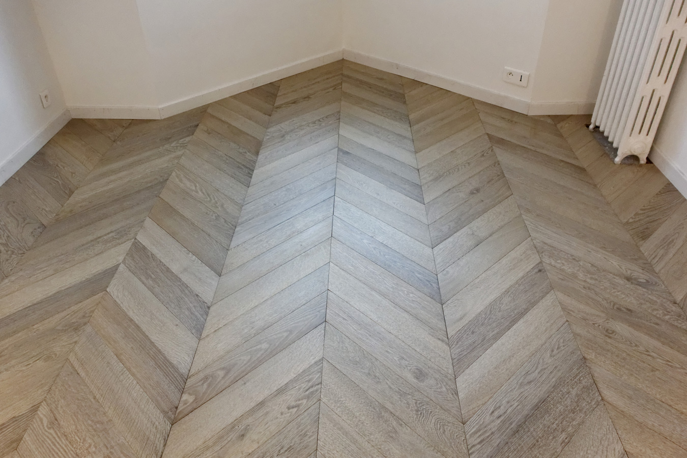 Exemple n°4 parquet Point de Hongrie